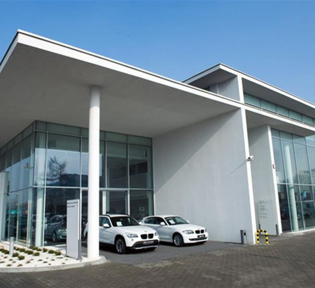 Inchcape BMW Motor Polska